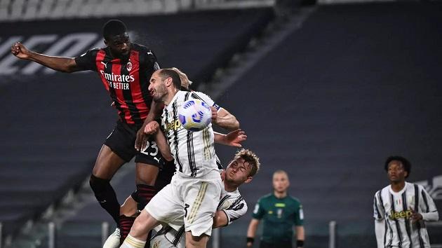 Cristiano Ronaldo's Serie A record reportedly broken by Chelsea loanee Fikayo Tomori - Bóng Đá