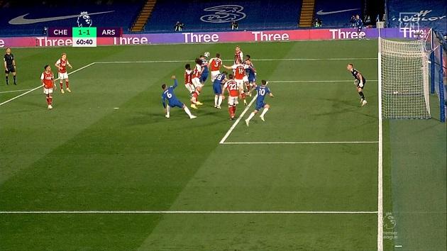 TRỰC TIẾP Chelsea 1-1 Arsenal (H2): Pulisic việt vị - Bóng Đá
