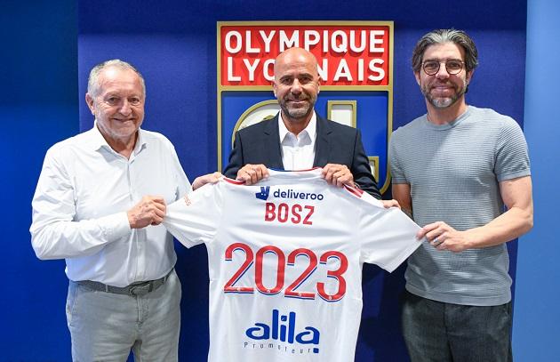 Lyon confirms Bosz appointment - Bóng Đá