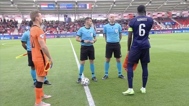 Boadu's double stuns France and Netherlands reach U21 Euro semi-finals - Bóng Đá