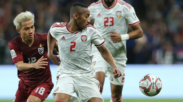 Ali Salmeen promises UAE will 'fight with all their might' in crunch World Cup qualifier against Vietnam - Bóng Đá