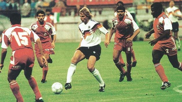 UAE và kỳ World Cup 1990 không thể nào quên - Bóng Đá