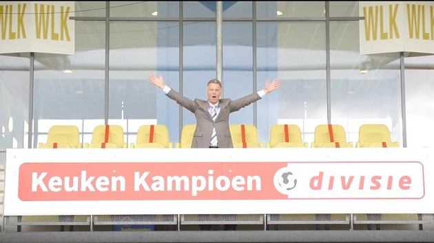 Van Gaal has signed a contract for 1 day in Velsen-Zuid. - Bóng Đá