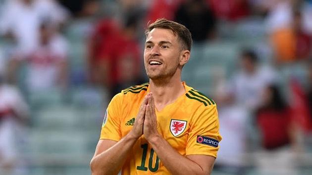 TRỰC TIẾP Thổ Nhĩ Kỳ - Xứ Wales: Ramsey bỏ lỡ - Bóng Đá