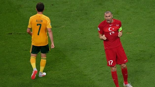 TRỰC TIẾP Thổ Nhĩ Kỳ 0-1 Xứ Wales (H2): Calhanoglu nỗ lực - Bóng Đá