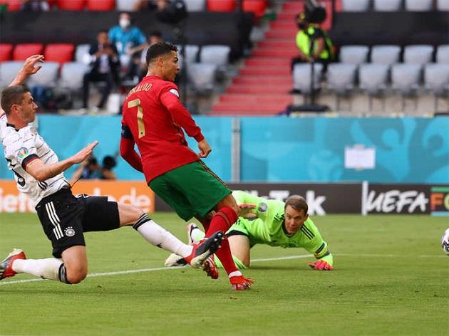 5 điểm nhấn Bồ Đào Nha 2-4 Đức: Nhân tố mới tỏa sáng; Ronaldo vẫn là ngôi sao - Bóng Đá