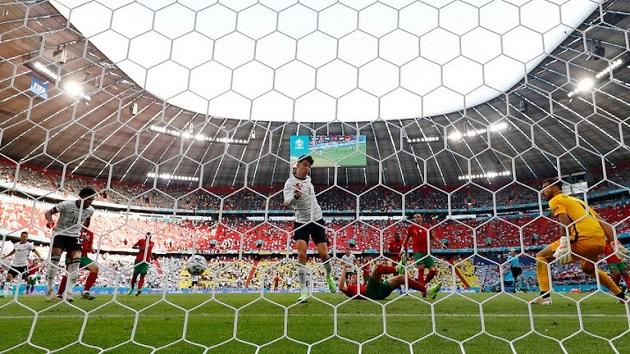 TRỰC TIẾP Bồ Đào Nha 1-4 Đức (H2): Gosens ghi bàn - Bóng Đá