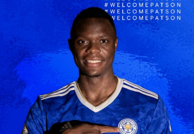 Leicester have signed Austrian Bundesliga top scorer Patson Daka  - Bóng Đá