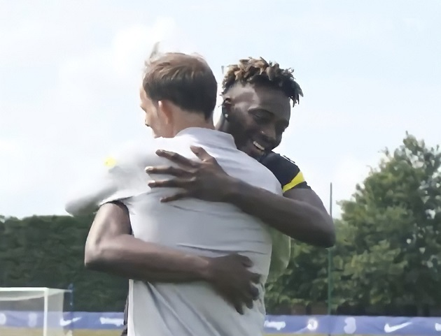 Thomas Tuchel's brilliant reaction to his small number of Chelsea players returning for pre-season - Bóng Đá