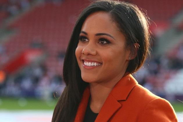 Alex Scott becomes FIFA's first ever female commentator - Bóng Đá