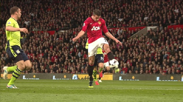 Edinson Cavani can emulate Robin van Persie at Manchester United thanks to Jadon Sancho - Bóng Đá