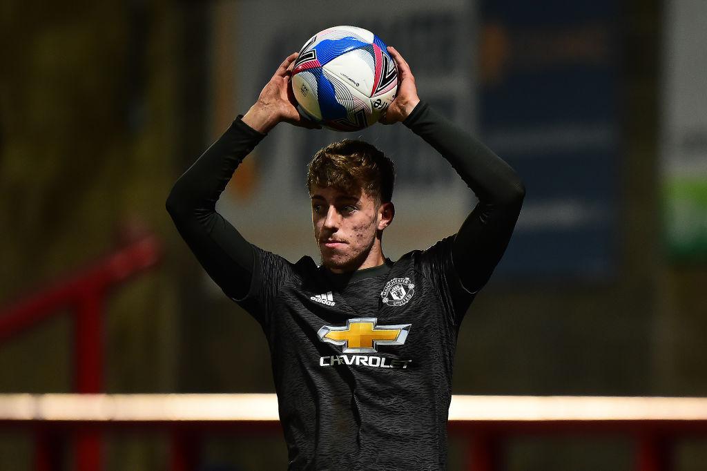 United loanee Reece Devine impresses on St Johnstone league debut - Bóng Đá