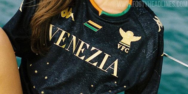VENEZIA FC IS BACK BUT ITS DRIP NEVER LEFT - Bóng Đá