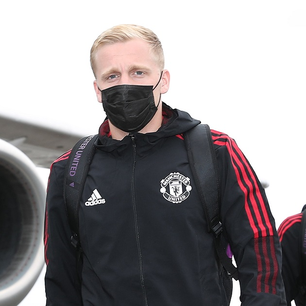 Luke Shaw and Anthony Martial return to Manchester United training - Bóng Đá