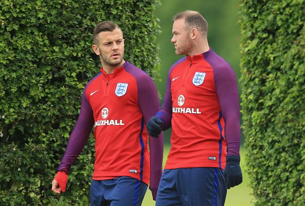 WIL POWER Wayne Rooney hands Jack Wilshere career lifeline as ex-Arsenal star trains with Derby ahead of new season - Bóng Đá