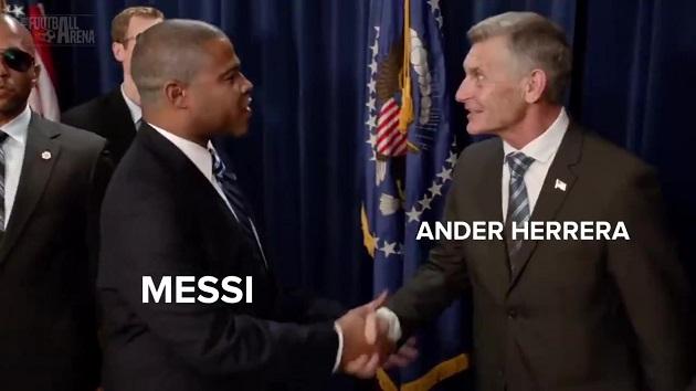 When Messi joins PSG chế - Bóng Đá