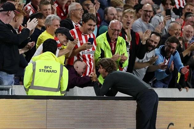 Thomas Frank: Brentford fans will never forget 'electric' night vs Arsenal - Bóng Đá