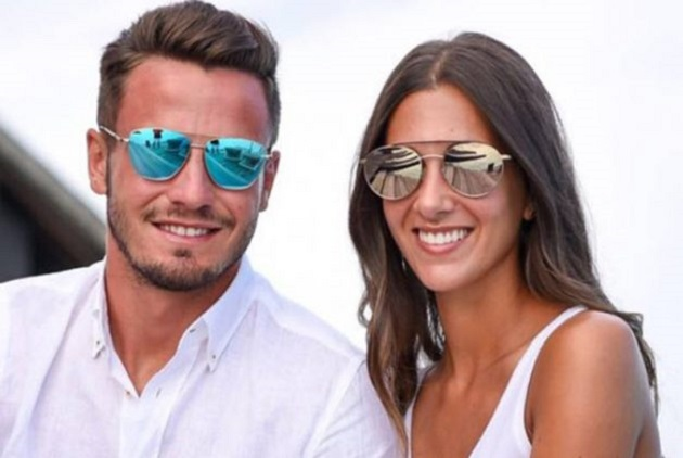 Meet Chelsea signing Saul Niguez's partner Yaiza - the most private WAG in football - Bóng Đá
