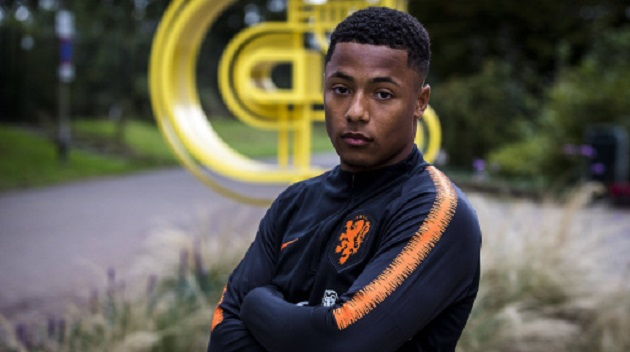 PSG starlet Xavi Simons among five players sent home from Holland's U19 camp for breaking the team's Covid bubble after two - Bóng Đá