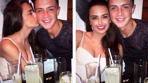Jack Grealish celebrates his 26th birthday with girlfriend Sasha Attwood after she confirmed they are still with series of loved-up social media snaps - Bóng Đá