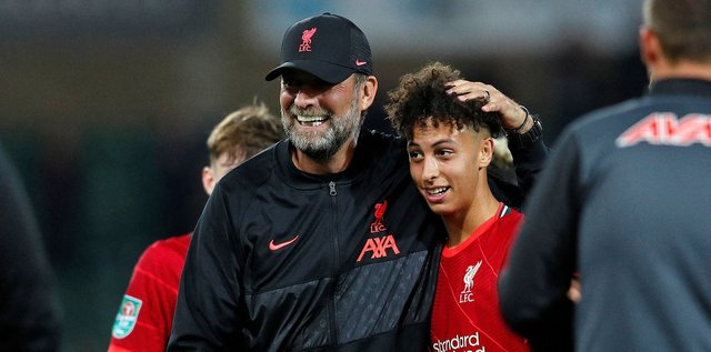 The first of many: Gordon shows Liverpool his rich potential as Klopp's kids sink Norwich - Bóng Đá