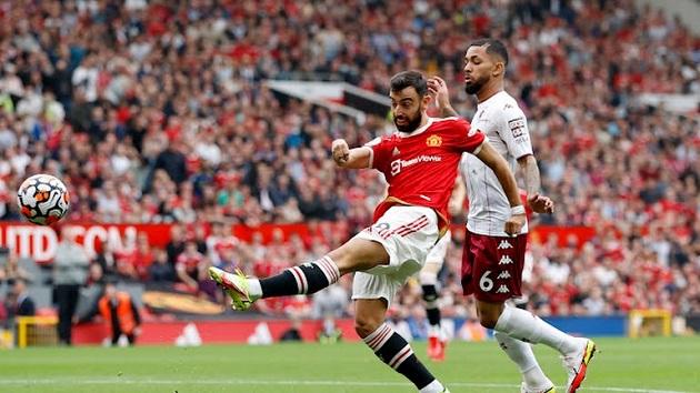 TRỰC TIẾP Man Utd 0-0 Aston Villa (H1): Suýt có bàn thắng - Bóng Đá