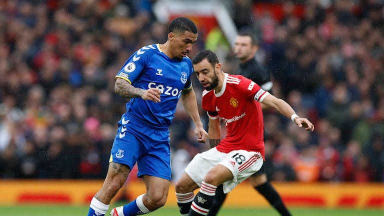 5 điểm nhấn Man Utd 1-1 Everton: Phung phí Bruno; Nỗi uất ức của Van De Beek - Bóng Đá