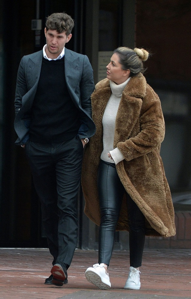 England star John Stones' partner re-posts anti-vax messages online - Bóng Đá