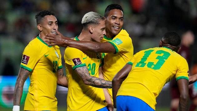Thiago Silva praises Antony: 'Hardly seen in more than ten years' - Bóng Đá
