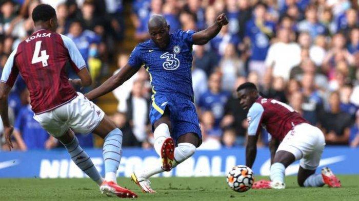 Lukaku's first Stamford Bridge goal voted Chelsea's best in September - Bóng Đá