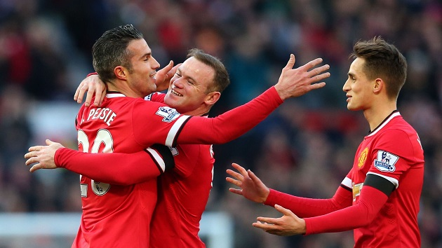 Six Classic Home Clashes With Manchester United - Bóng Đá