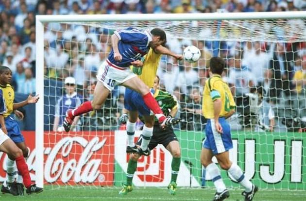 Ký ức World Cup: Tuyển Pháp ký ức về Zinedine Zidane! - Bóng Đá