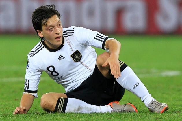 CHÍNH THỨC: Ozil tuyên bố chia tay ĐT Đức - Bóng Đá