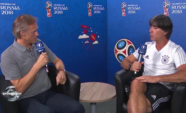 Joachim Low ngầm chỉ trích Ozil với phát biểu về Leroy Sane? - Bóng Đá