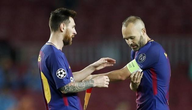 CHÍNH THỨC: Barcelona công bố tân đội trưởng - Messi - Bóng Đá