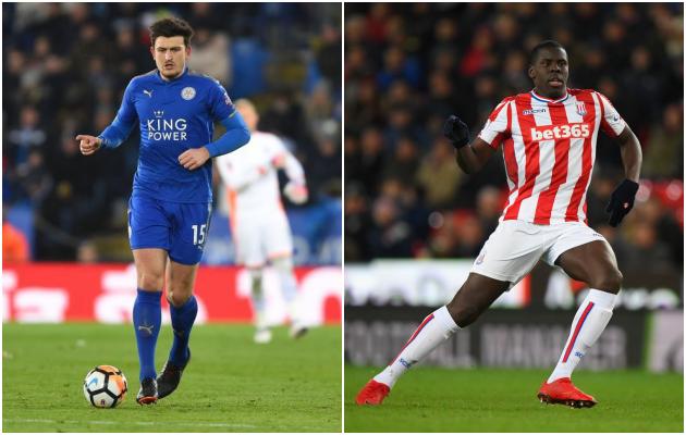 So sánh 5 trung vệ mục tiêu của Man Utd - Bóng Đá