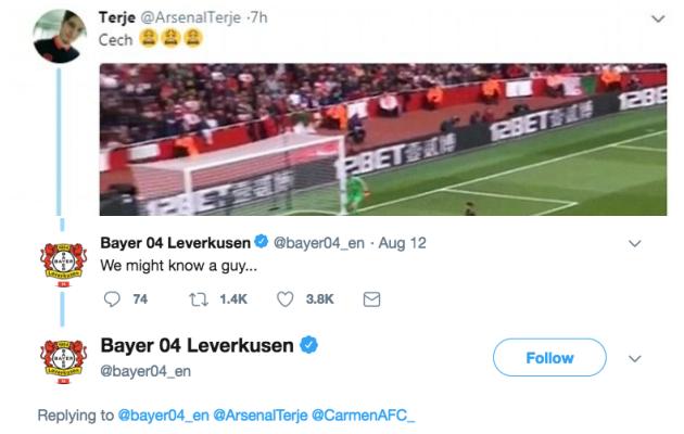 Bị chế giễu, Cech đáp trả khiến đội bóng cũ của Leno 'cứng họng' - Bóng Đá