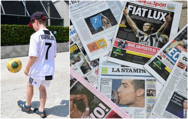 TIẾT LỘ: 'Không ai lớn hơn câu lạc bộ nhưng, Ronaldo lớn hơn... Juventus' - Bóng Đá