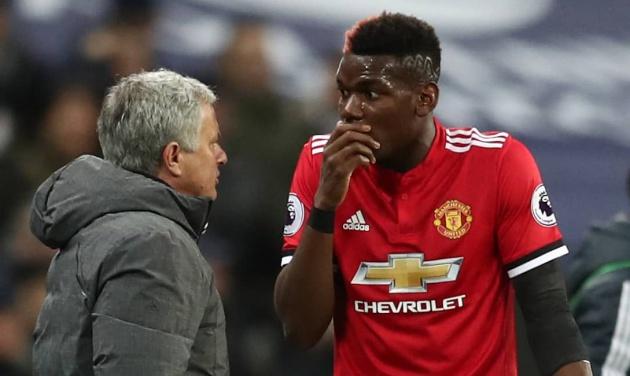 'Man Utd khẳng định với tôi rằng Mourinho và Pogba chẳng có chút mâu thuẫn nào' - Bóng Đá