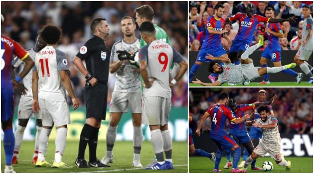Sao Palace TIẾT LỘ thái độ của Salah về quả penalty gây tranh cãi - Bóng Đá