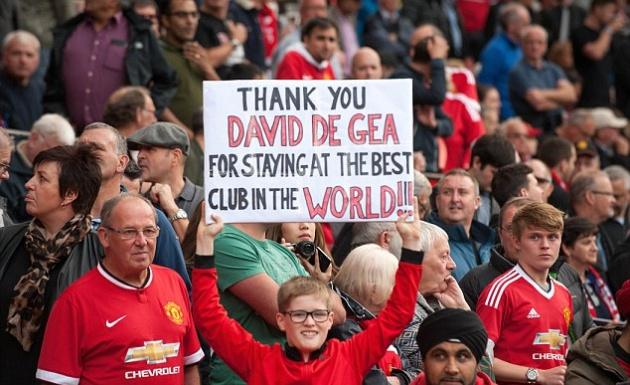 Quên Pogba đi, đây mới là điều quan trọng với Man Utd - de gea - Bóng Đá