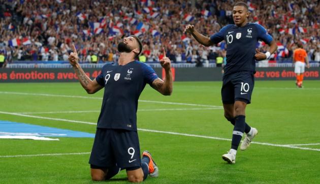 Ghi bàn vào lưới Hà Lan, sao Chelsea vượt mặt huyền thoại Zidane - Bóng Đá