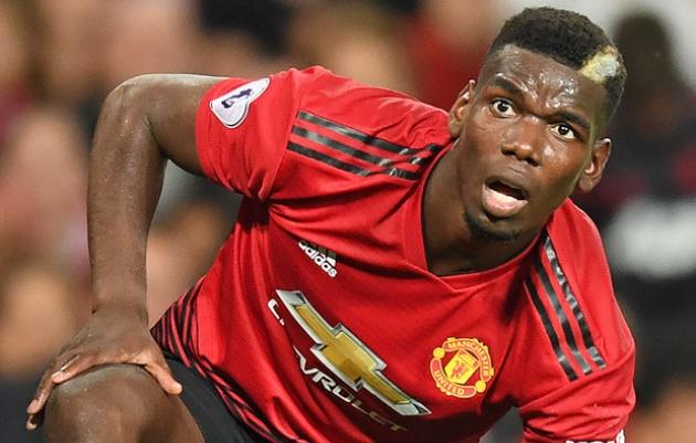 Paul Pogba đặt ra mục tiêu đầy tham vọng tại Man Utd - Bóng Đá