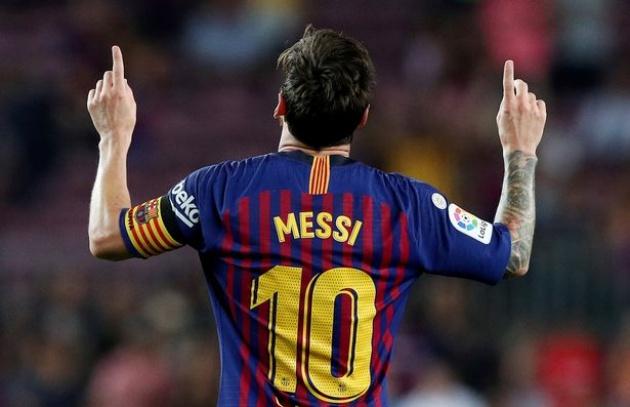 Lý giải về pha ăn mừng mang thương hiệu Messi | Bóng Đá
