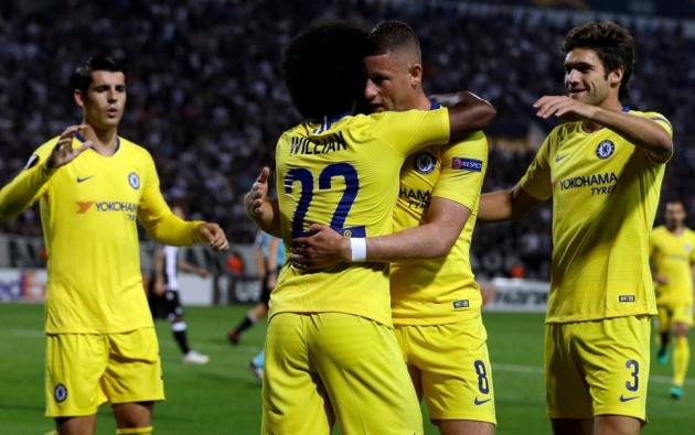 Chelsea giành được 3 điểm nhưng họ đang đứng trước nguy cơ... lụn bại! - Bóng Đá