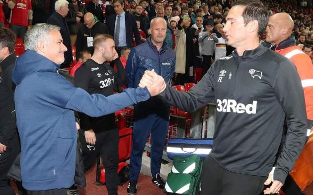 Lampard tiết lộ điều duy nhất Mourinho nói sau trận đấu - Bóng Đá