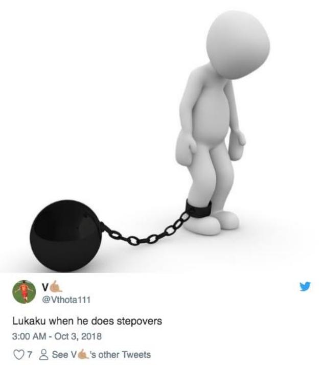 Fan MU cạn lời với 'quả tạ' Lukaku - Bóng Đá