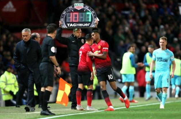 Mourinho tỏ thái độ ra mặt với Rashford - Bóng Đá