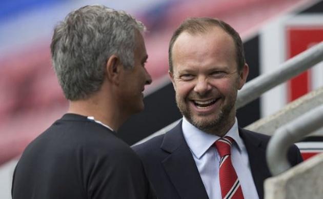 Nóng! Mourinho và Woodward hẹn gặp ở London để bàn hai 'đại sự' - Bóng Đá