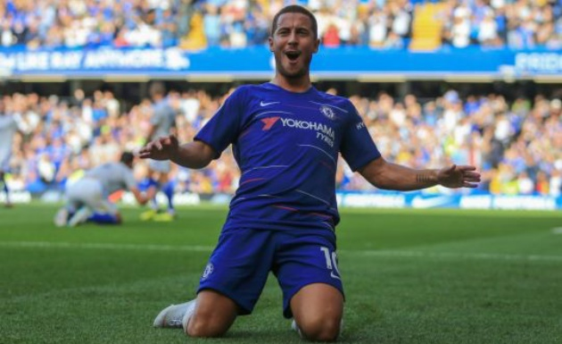 Maurizio Sarri tiết lộ một vấn đề của Eden Hazard tại Chelsea - Bóng Đá